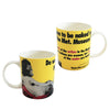 Met Museum Mug by Guerrilla Girls