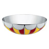 Alessi Circus Bowl, Red & Yellow