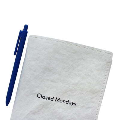 """Closed Mondays"" Journal"
