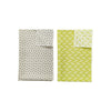 Color Bits and Static Bitmap Tea Towel Set