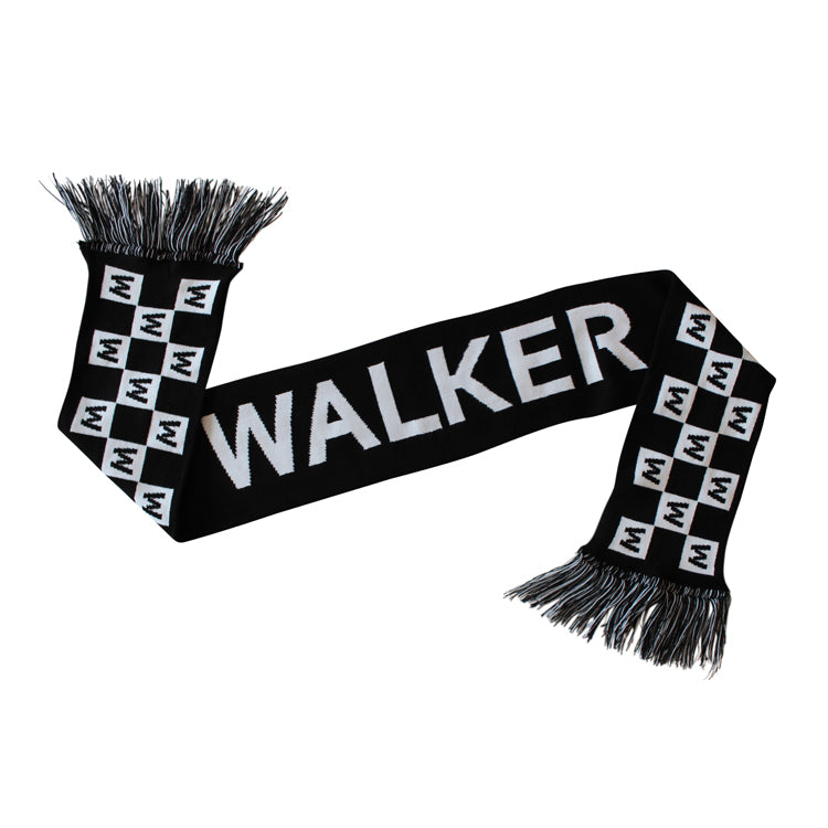 """Closed Mondays"" Soccer/Football Scarf"