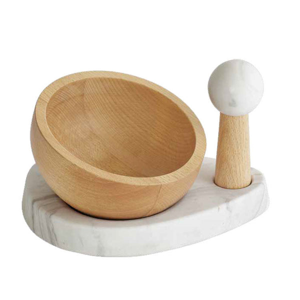 Crux Mortar & Pestle by Castor