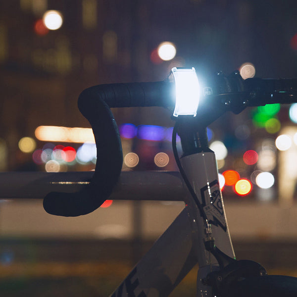 Curve Front Bike Light by Bookman