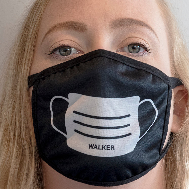 Walker Mask on Mask