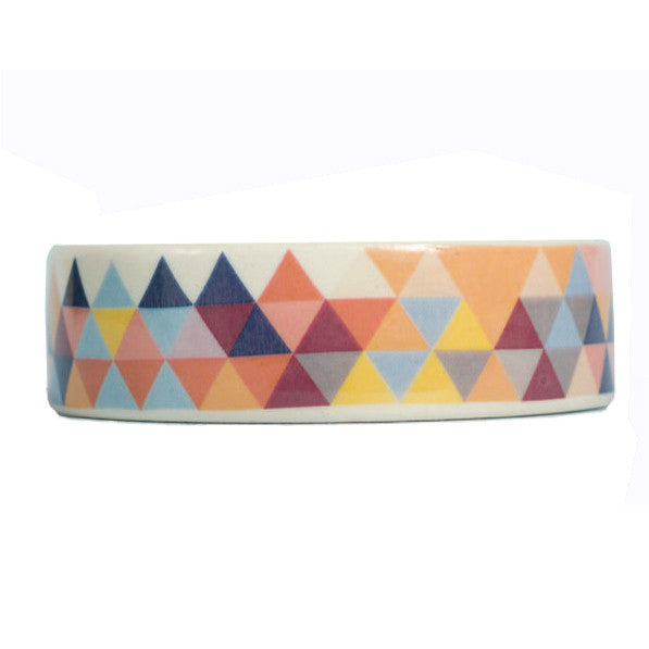 Franks Triangle Bangle  from Erin Lightfoot