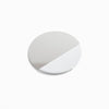 Utility Pocket Mirror White Circle from Good Things NY - 2