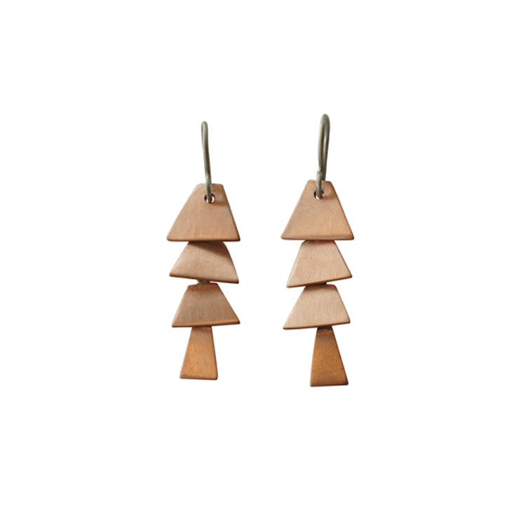lu products cascade mimi egpink earrings