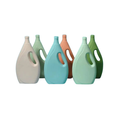 Laundry Bottle Vase