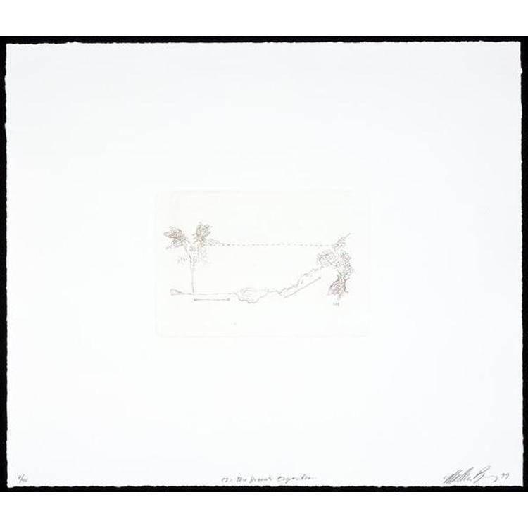 "Matthew Barney ""C2: The Drones' Exposition"" Print"