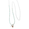 Good Fortune Turquoise Necklace