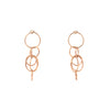 OSUPERLEGGERA Earrings by Monica Castiglioni
