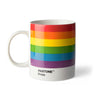 PANTONE Pride Mug in Gift Box