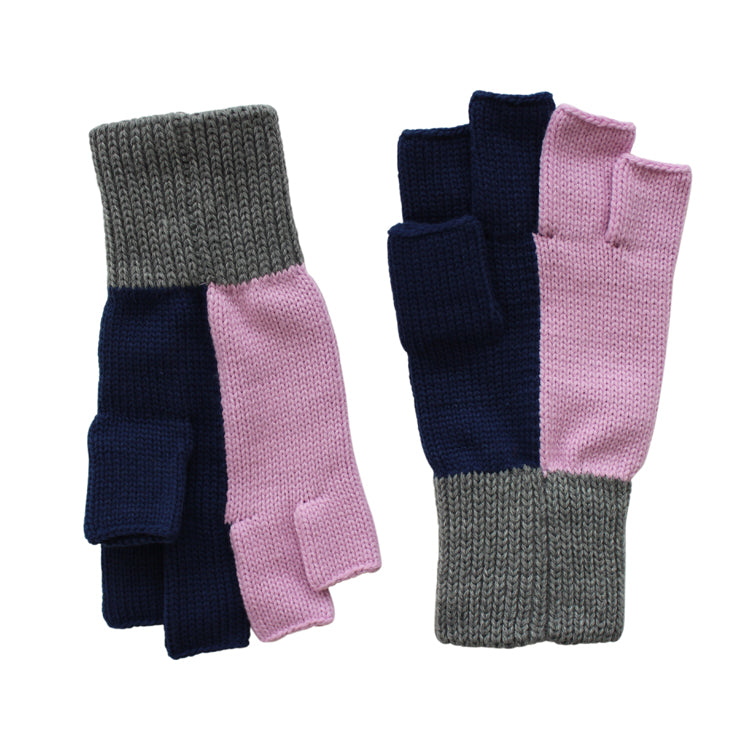 Polder Fingerless Gloves by Verloop