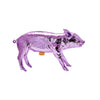 Reality Pig Bank, Magenta Chrome