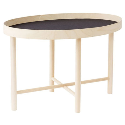 Large High Tuokko Tray Table, Grey