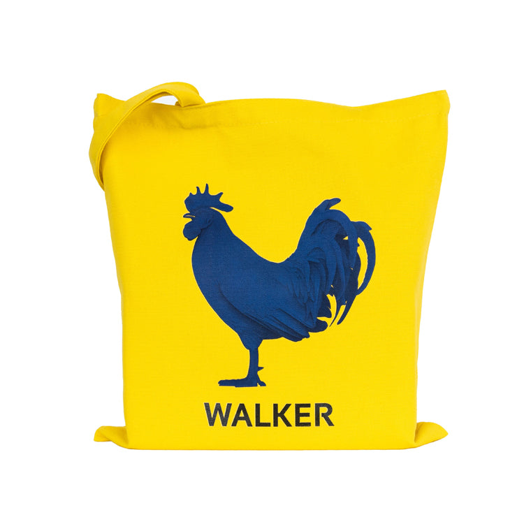 Yellow Hahn/Cock Tote Bag