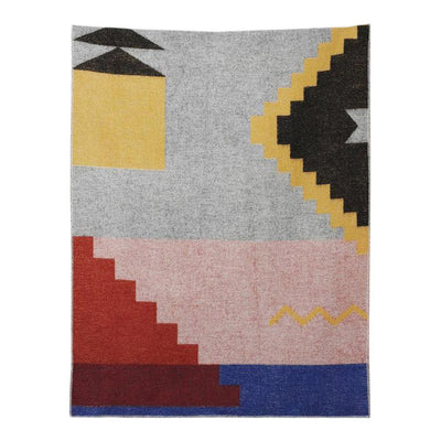 Fez Wool Blanket by Sophie Probst