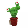 Crocheted Cactus Rattle