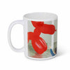 I Want To Play With The Balloon Mug by We Go To The Gallery