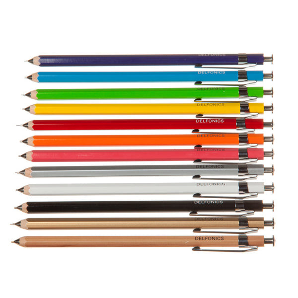 Delfonics Mechanical Wood Pencils  from Delfonics