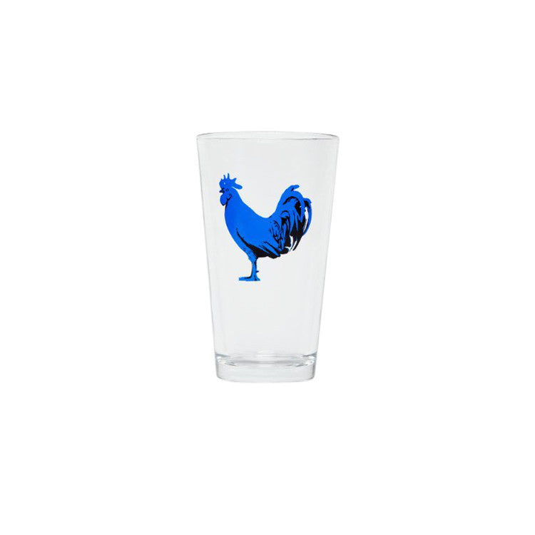 Hahn/Cock Pint Glass