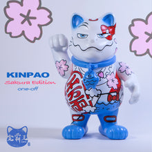 Load image into Gallery viewer, Kinpao ( Handpainted Edition:hp0007)