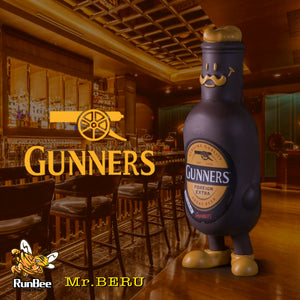 Mr.BERU (Gunners beer)