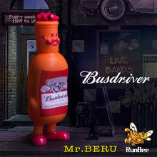 Load image into Gallery viewer, Mr.BERU (Busdriver beer)