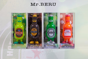 Mr.BERU (set , 4 pcs)