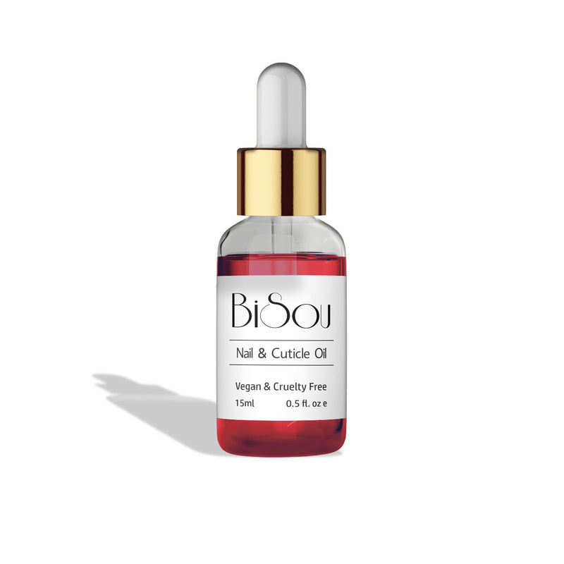 Strawberry Cuticle Oil |  | Bisou Pro Nails