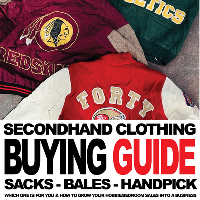 WANT SOME HELP CHOOSING THE RIGHT SACK FOR YOU.....HERE'S A QUICK GUIDE ON ALL YOU NEED TO KNOW ABOUT BUYING CORRECTLY TO SELL CORRECTLY