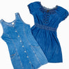30 x Ladies Denim Dresses - Grade A