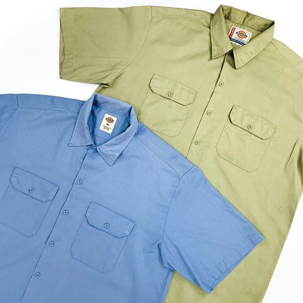 30 x Dickies Work Shirts - Grade A