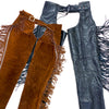45kg Ladies Italian Leather/Suede Trouser Mix - BALE