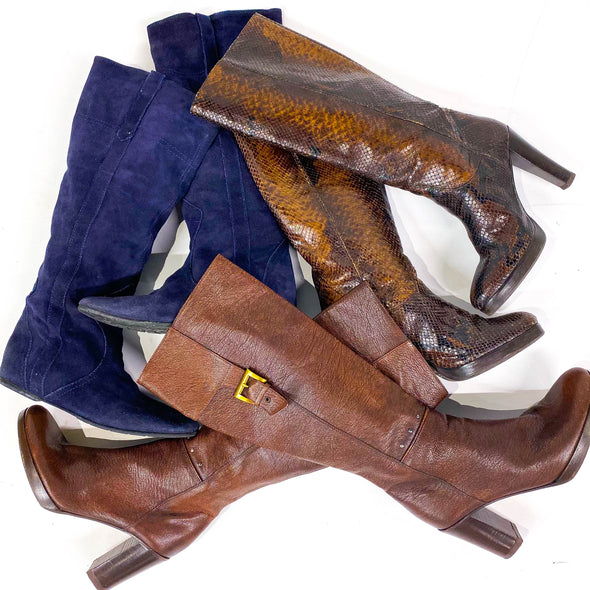 20 x Ladies Boots Mix