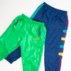 25kg 80s/90s Shell Branded Track Bottoms Mix - SEALED SACKS