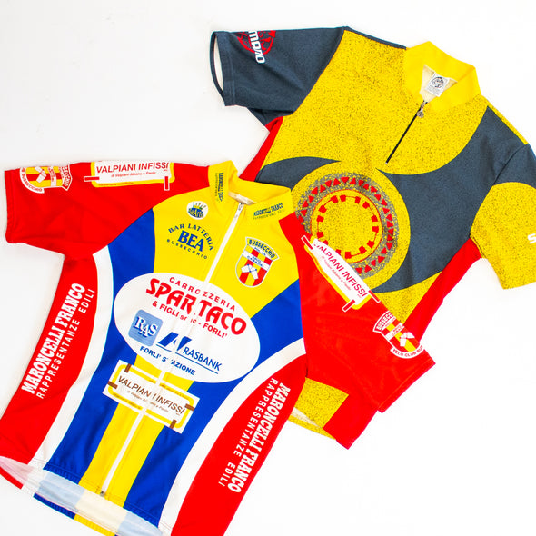 30 x Cycling Jerseys - Grade A
