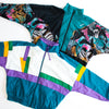 45kg 80s/90s Shell Unbranded Track Tops Mix - BALE SALE