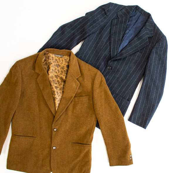 45kg Suit Jacket Blazers Mix - BALE