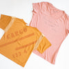 45kg Ladies Italian Vintage Tee Mix - BALE