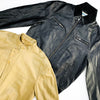 25kg Leather Bomber Jackets - Grade A - SEALED SACKS