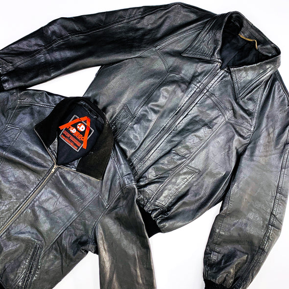 30 x Leather Flight Jackets - Grade A