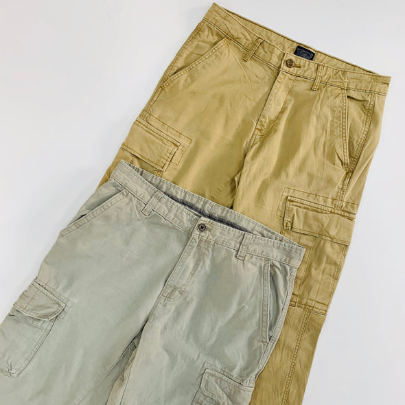 30 x Mixed Cargo Pants - Grade A
