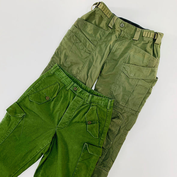 45kg Cargo Pants / Six Pocket Jeans Mix - BALE SALE