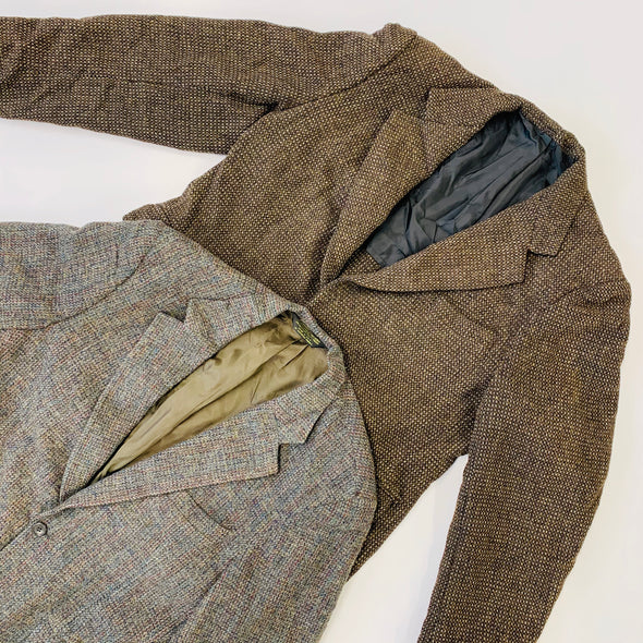 30 x Harris Tweed Blazers - Grade A