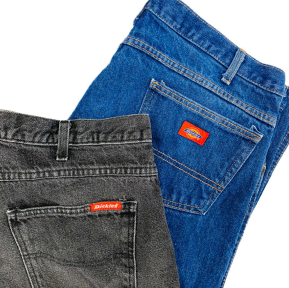 25kg Dickies & Carhartt Pants/Jeans Mix - Sealed Sacks