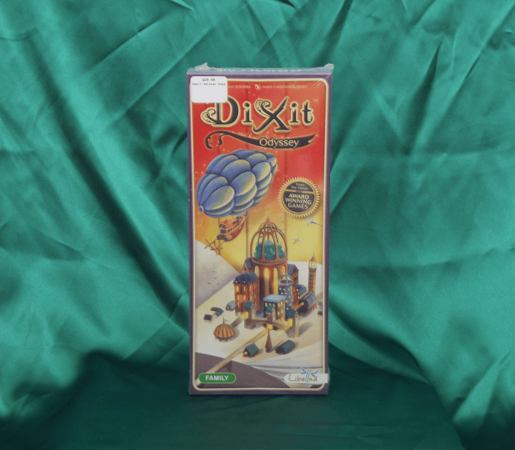 Dixit, Odyssey Expansion