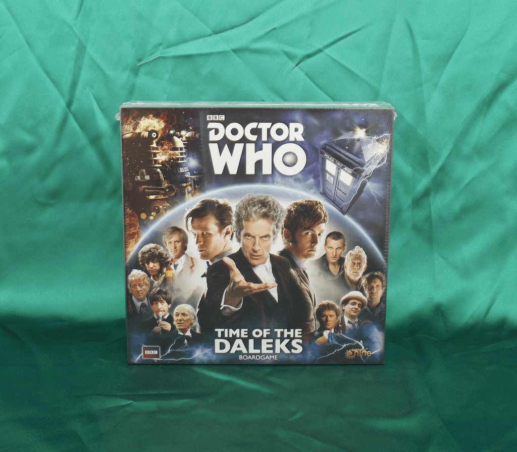 Doctor Who Time of the Daleks Board Game