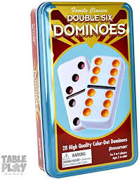 Dominoes, Double six