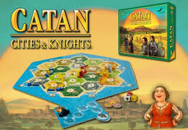 Catan, Cities and Knights (Expansion)